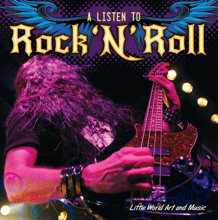 A Listen To Rock 'N' Roll - 9781621699828