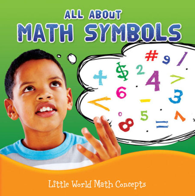 All About Math Symbols - 9781621699903