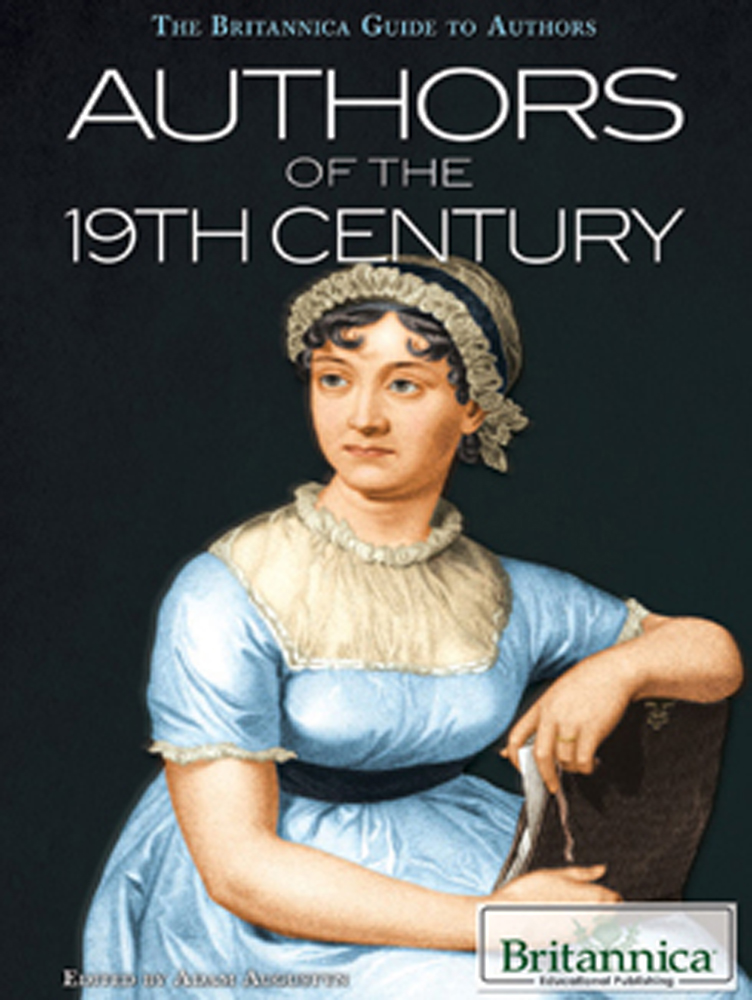 Authors of the 19th Century - 9781622750061