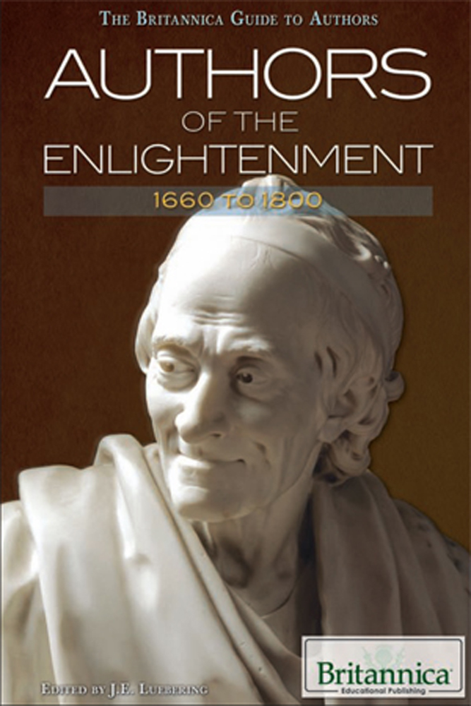 Authors of The Enlightenment: 1660 to 1800 - 9781622750108