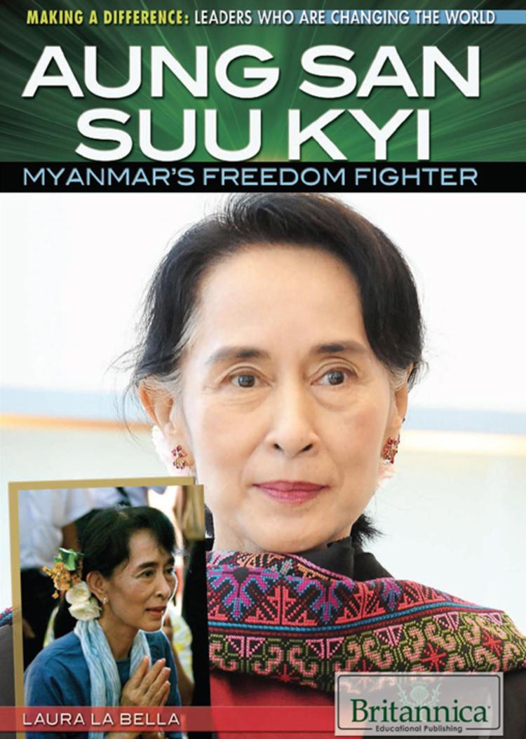 Aung San Suu Kyi - 9781622754311