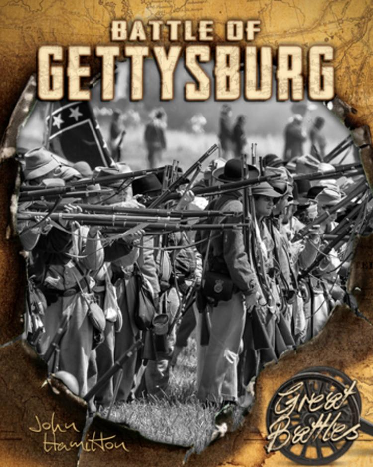 Battle of Gettysburg - 9781629680019