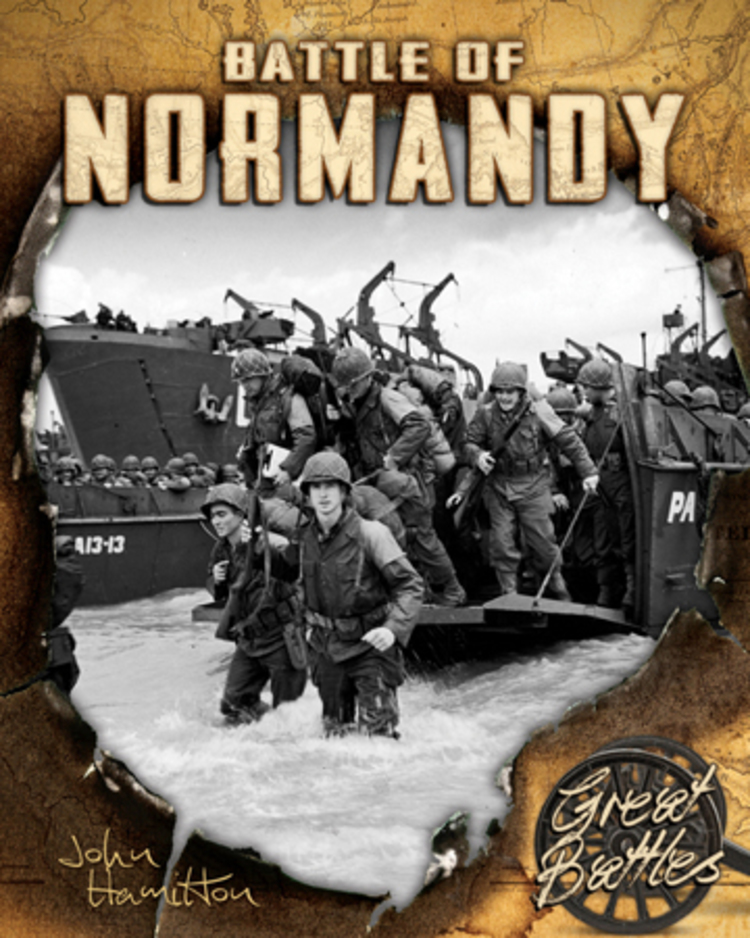 Battle of Normandy - 9781629680040