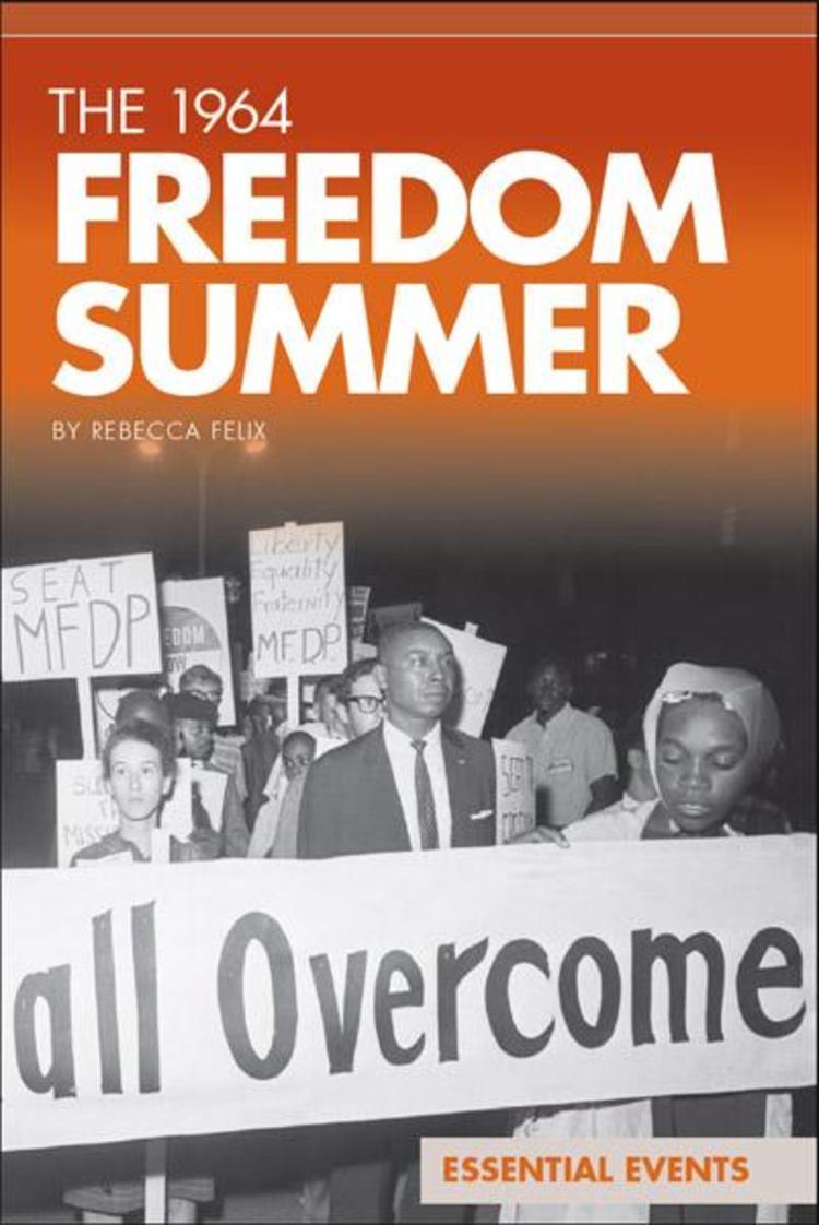 1964 Freedom Summer - 9781629680293