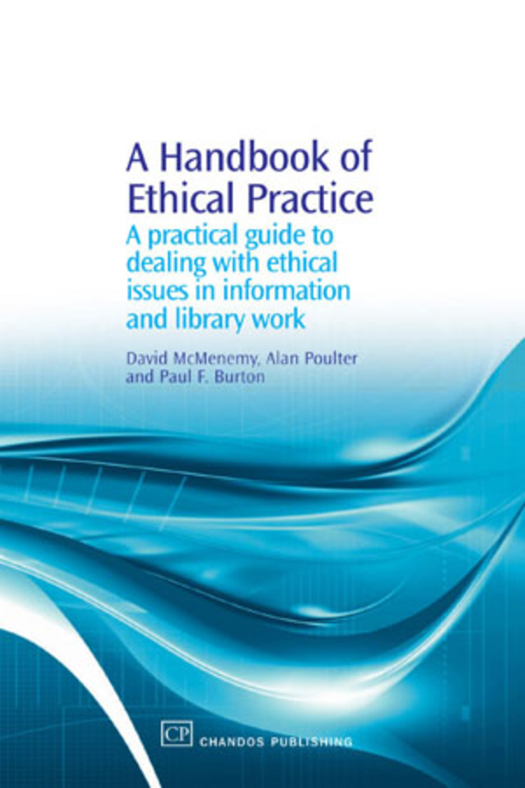 A Handbook of Ethical Practice - 9781780631028