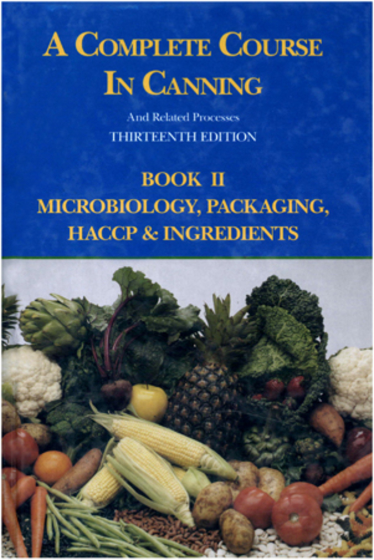 A Complete Course in Canning and Related Processes - 9781845696207
