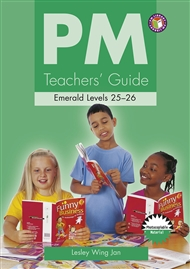 New Pm Library Emerald Teacher S Guide Levels 25 26 Buy Book Teacher Resource 9781869614492 Primary Nelson Australia