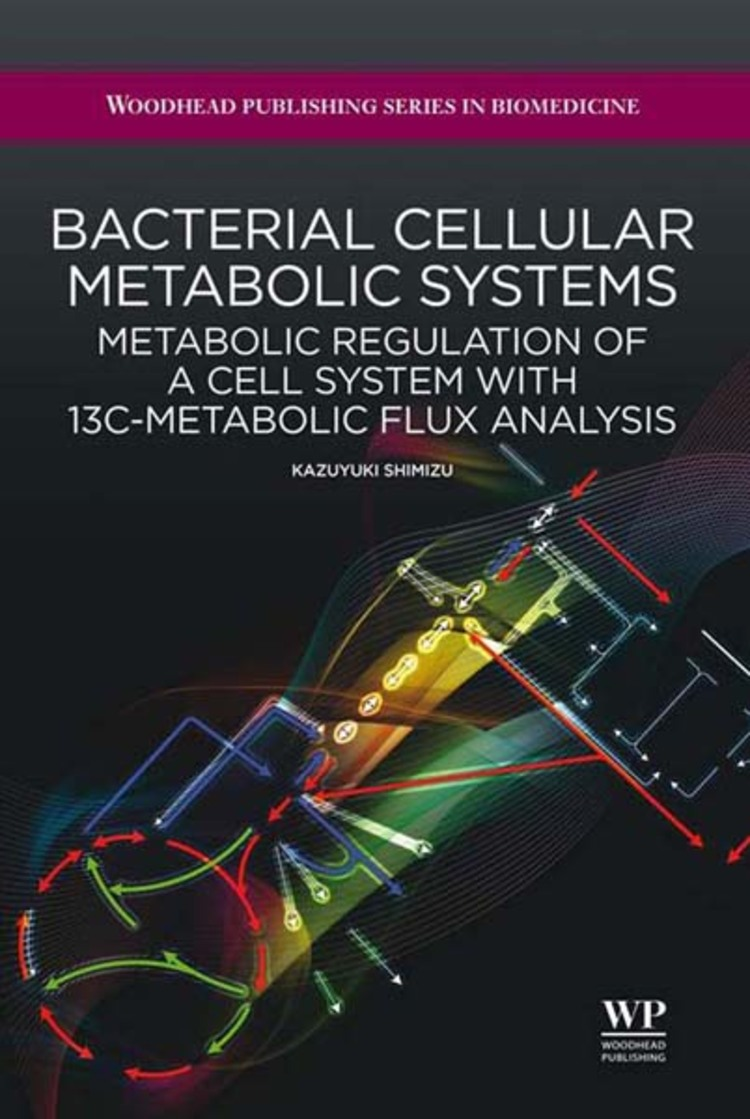 Bacterial Cellular Metabolic Systems - 9781908818201