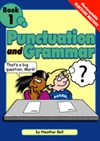Picture of Punctuation and Grammar Book 1 - Blackline Masters