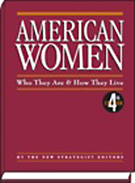 American Women, Who They Are and How They Live - 9781935114741