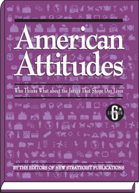 American Attitudes - 9781935114772