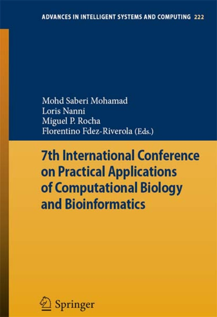7th International Conference on Practical Applications of Computational Biology & Bioinformatics - 9783319005782
