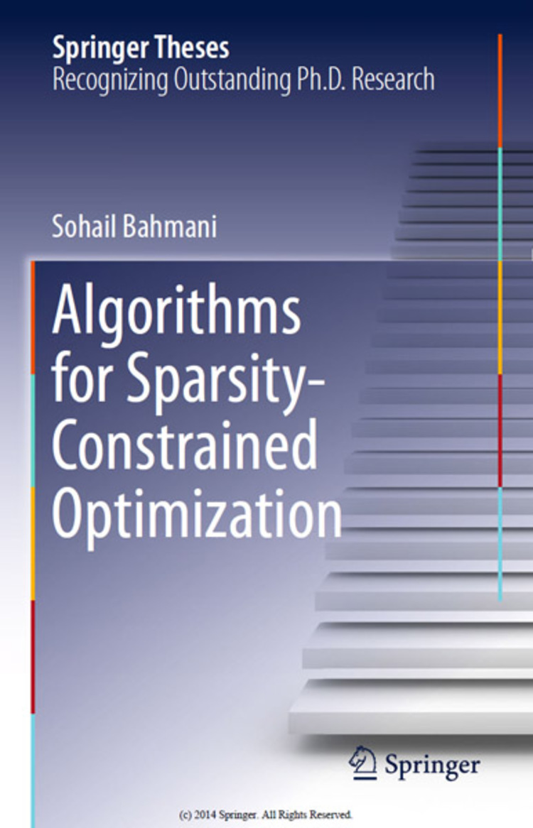 Algorithms for Sparsity-Constrained Optimization - 9783319018812