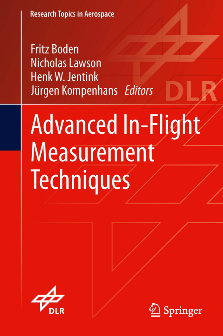Advanced In-Flight Measurement Techniques - 9783642347382