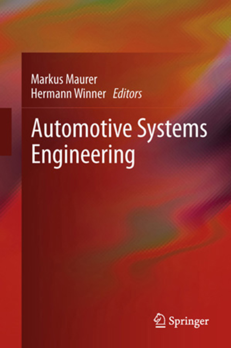 Automotive Systems Engineering - 9783642364556