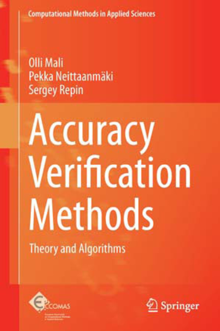 Accuracy Verification Methods - 9789400775817
