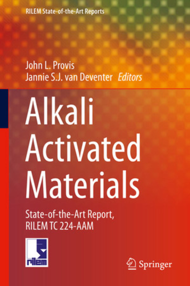 Alkali Activated Materials - 9789400776722