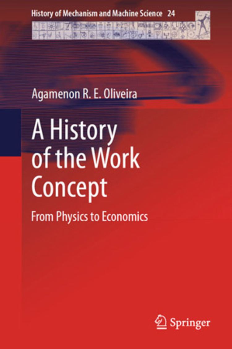 A History of the Work Concept - 9789400777057