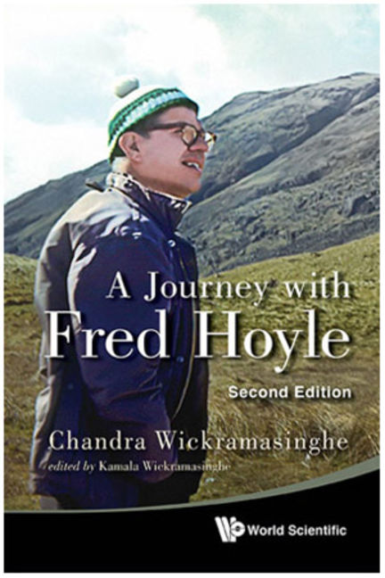 A Journey With Fred Hoyle - 9789814436137