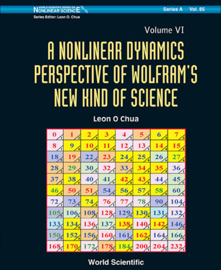A Nonlinear Dynamics Perspective Of Wolfram's New Kind Of Science - 9789814460880