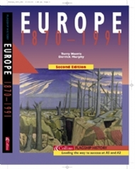 Flagship History: Europe 1870-1991 - 9780007173778