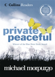 Collins Readers Private Peaceful - 9780007205486