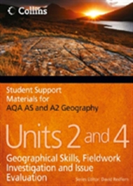 CSSM Geography AQA AS & A2: Unit 2 & 4 Skills - 9780007415717