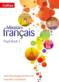 Mission: Français 1 Student Book - 9780007513413