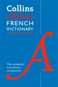 Collins Robert French Dictionary (Concise edition) - 9780008117320
