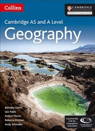 Collins Cambridge AS & A Level Geography Student Book - 9780008124229