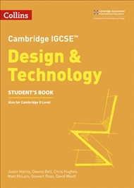 Cambridge IGCSE Design and Technology Student Book 2nd Edition - 9780008293277