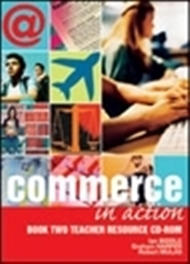 Commerce in Action Book 2 Teacher Resource CD-ROM - 9780074714157
