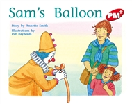 Sam's Balloon - 9780170095686