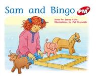 Sam and Bingo - 9780170095693