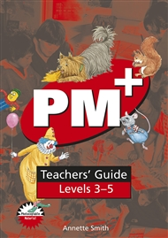 PM Plus Red Level 3-5 Teachers' Guide - 9780170096003