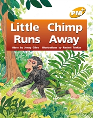 Little Chimp Runs Away - 9780170096065