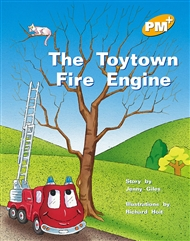 The Toytown Fire Engine - 9780170096102