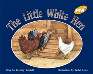 The Little White Hen - 9780170096287