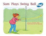 Sam Plays Swing Ball - 9780170096454