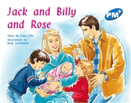 Jack and Billy and Rose - 9780170096676