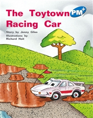 The Toytown Racing Car - 9780170096690