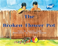 The Broken Flower Pot - 9780170096713