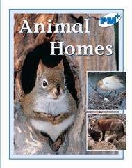 Animal Homes - 9780170096775