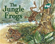The Jungle Frogs - 9780170097017