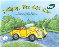 Lollipop, the Old Car - 9780170097086