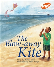 The Blow-away Kite - 9780170097260