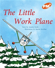 The Little Work Plane - 9780170097307