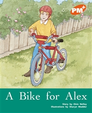 A Bike for Alex - 9780170097314
