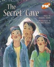 The Secret Cave - 9780170097437