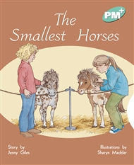The Smallest Horses - 9780170097512